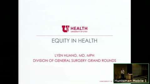 4/18/18 Equity in Health