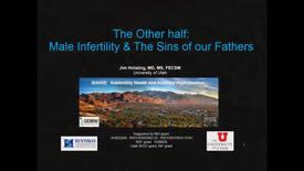 Thumbnail for entry The other half: male infertility & the sins of our fathers