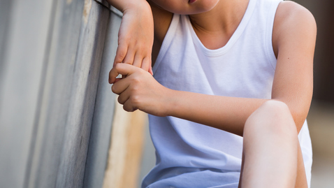 Thumbnail for entry Depression in Children on the Rise — How to Help Your Child with Their Mental Health