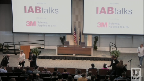 Thumbnail for entry IABtalks - Sponsored by 3M Health Information Systems