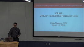 Thumbnail for entry Cellular translational research core