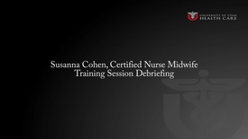 Thumbnail for entry Susanna Cohen: Teamwork
