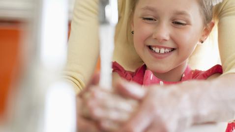 Thumbnail for entry Make Handwashing Fun for Your Kids