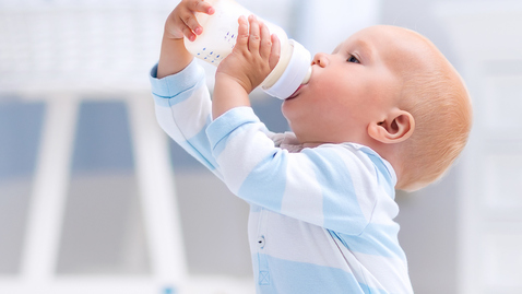 Thumbnail for entry Listener Question: Can My Baby Be Allergic to My Milk?