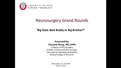 Thumbnail for entry Big Data: Best Buddy or Big Brother?