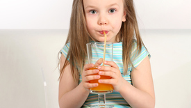 Thumbnail for entry Debunking Old Wives' Tales: Juice is Good for My Kid!