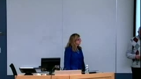 Thumbnail for entry Wicked Problems in Health IT   Nancy Staggers, PhD, RN, FAAN.   2012-01-19
