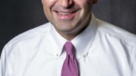 Thumbnail for entry Physician Profile: Robert Tashjian