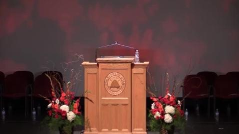 Thumbnail for entry 2014 UUSOM White Coat Ceremony - August 15, 2014
