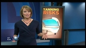 Thumbnail for entry Indoor Tanning Risks