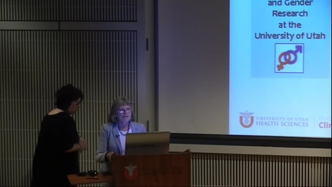 Thumbnail for entry Symposium Opening Remarks & BIRCWH-WRHR Scholars Present Their Research