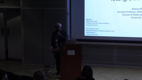 Thumbnail for entry 4-WRHR Scholar Presentations