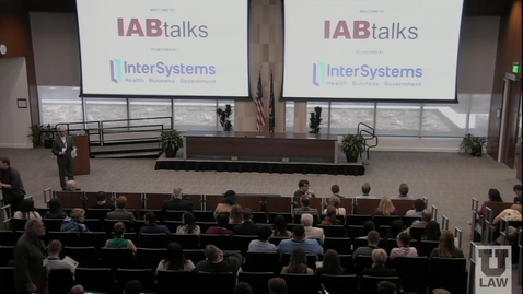 Thumbnail for entry IABtalks - Sponsored by InterSystems