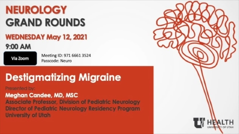 Thumbnail for entry Destigmatizing Migraine
