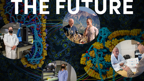 Thumbnail for entry Pioneering the Future: From Basic Discovery to Bedside