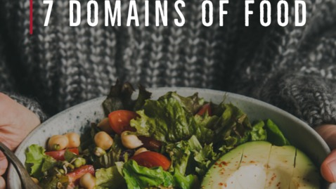 Thumbnail for entry E5: 7 Domains of Food