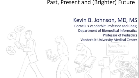 Thumbnail for entry EHR's: Past, Present and(Brighter) Future