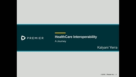 Thumbnail for entry HealthCare Interoperability