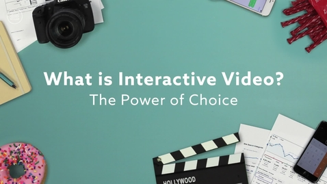 Thumbnail for entry What is Interactive Video?