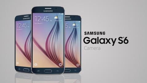 Thumbnail for entry Samsung - Galaxy S6 Camera Demo