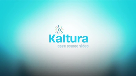 Thumbnail for entry How Customers are Using Kaltura