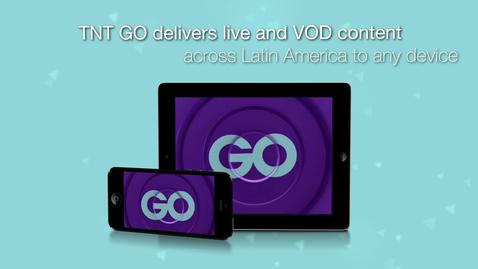 Thumbnail for entry TNT GO - Latin America's OTT Solution