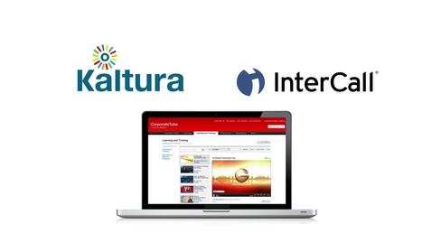 Thumbnail for entry InterCall and Kaltura Present - CorporateTube