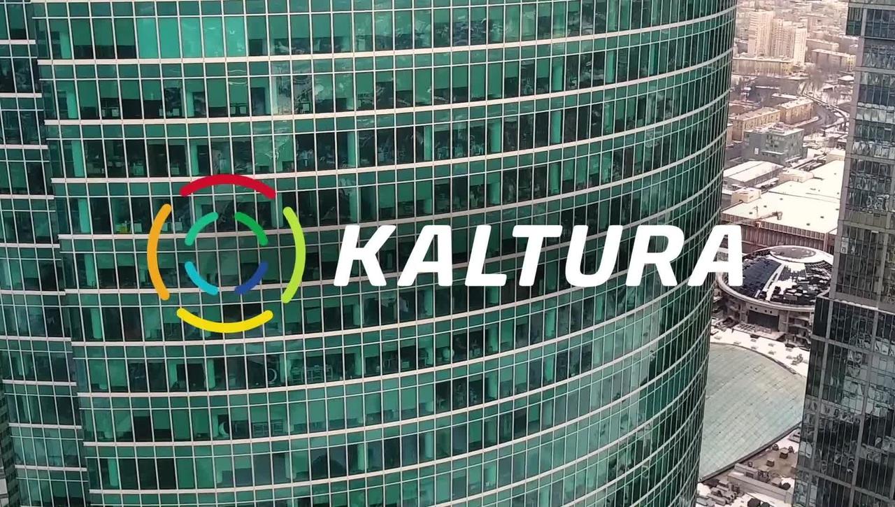 Kaltura Overview
