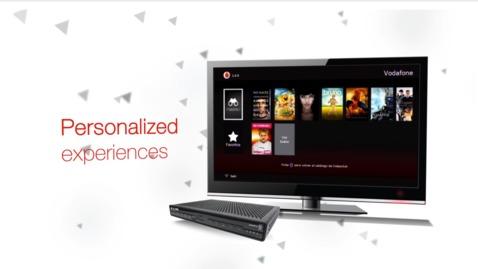 Vodafone - The Next Generation of OTT TV