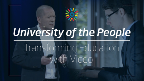 Thumbnail for entry Transforming Education with Video