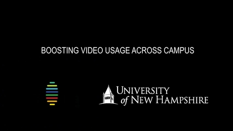 Thumbnail for entry Boosting Video Usage Across Campus at UNH | Kaltura Case Study