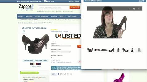 Thumbnail for entry Online Video in E-commerce - A Look at Zappos