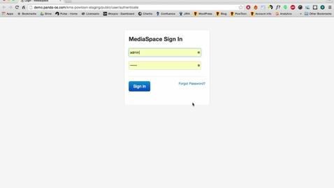 How to Create PowToon in Kaltura MediaSpace