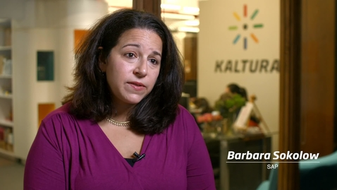 Thumbnail for entry SAP - Using Kaltura REACH for Captions Translations and Search