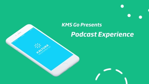 Thumbnail for entry Mobile Podcast