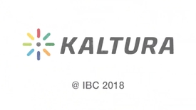 Thumbnail for entry 2018 IBC Kaltura IBC 2018 Gideon Gilboa