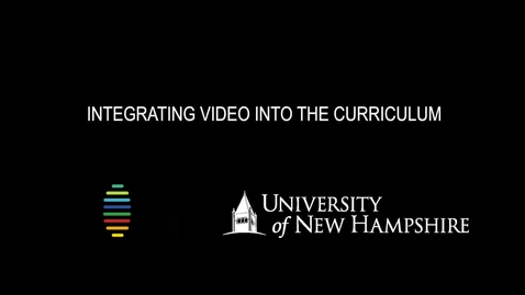 Thumbnail for entry Bringing The Curriculum To Life At at UNH | Kaltura Case Study