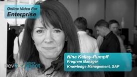 Thumbnail for entry Best Practices to Using Video in Social Enterprises | SAP & Kaltura