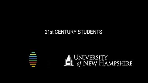 Thumbnail for entry Increasing Creativity and Engagement at UNH | Kaltura Case Study
