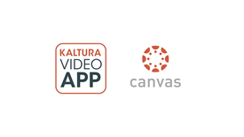Thumbnail for entry Kaltura Video App For Canvas