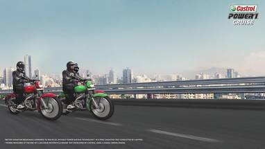 Castrol POWER1 - Motorcycle & Scooter Engine Oil | Castrol