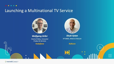 Thumbnail for entry Launching a Multinational TV Service: Do You Have What It Takes?