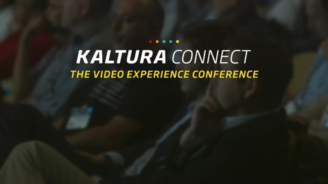 Thumbnail for entry 2020 Teaser: Why You Should Attend Kaltura Connect