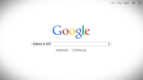 Thumbnail for entry Kaltura in the News 2013