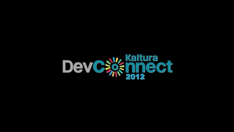 Thumbnail for entry 2012 Kaltura DevConnect Highlights (Source)