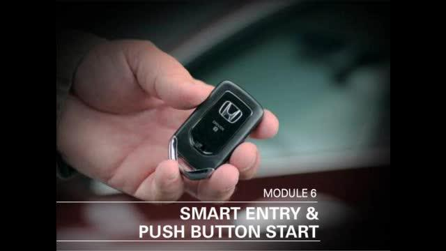 Smart Entry Push On Start