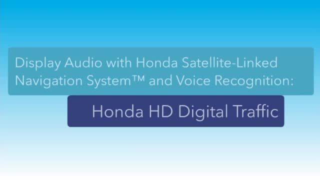 honda hd digital traffic 2017 honda hr v honda owners site