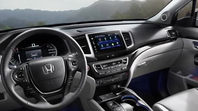 Honda Satellite Linked Navigation SystemTM