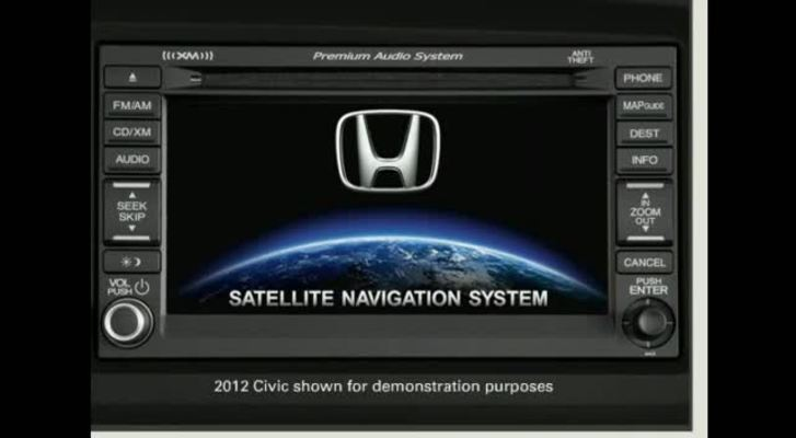 2007 honda cr v navigation system manual