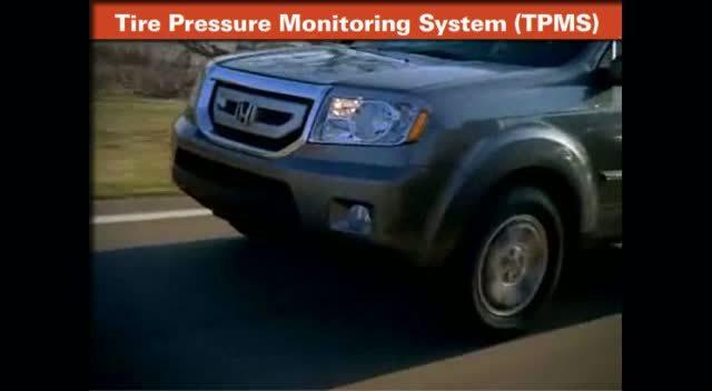 Tire Pressure Monitoring System Tpms 2011 Honda Accord Crosstour